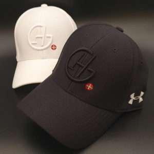 Casquette UA GH-3D (Logo 3D ton sur ton)