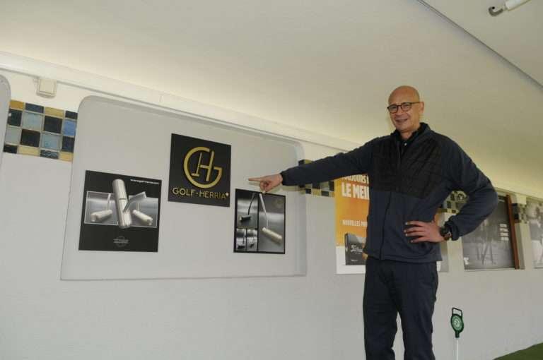 Jean-Philippe Serres, un expert en putting