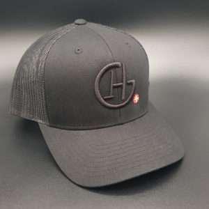 Casquette GH-3D (Logo 3D ton sur ton)